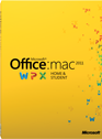 Microsoft Office f�r Mac 2011 Home and Student Familienpaket