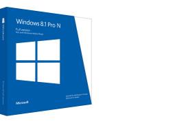 Windows 8.1 Pro N Studenten