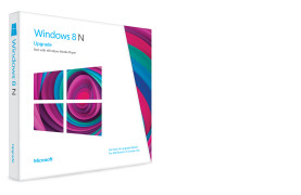 Windows 8 N Upgrade