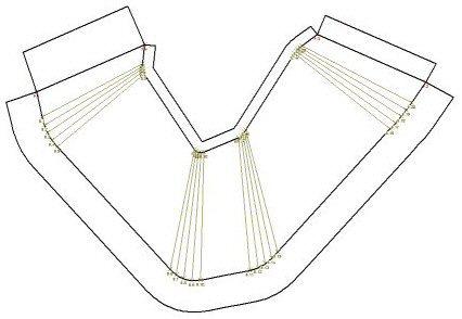 Software blechabwicklung blech tankkonstruktion for Biegelinie tabelle